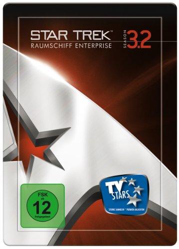 Raumschiff Enterprise Staffel 3.2, Remastered (3 DVDs im Steelbook)