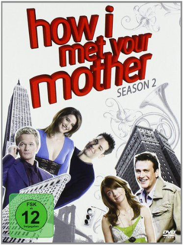 How I Met Your Mother Staffel 2 (3 DVDs)