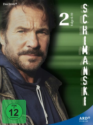 Schimanski Edition Box 2 (5 DVDs)