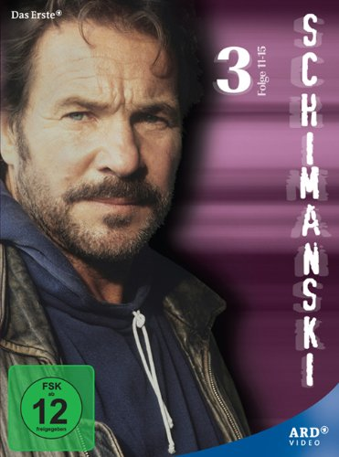 Schimanski Edition Box 3 (5 DVDs)