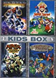 Kids Box (Transformers, Super Mario Show, Ninja Turtles, Dungeons & Dragons)