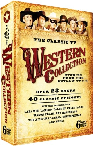 The Classic TV Western Collection [RC 1]