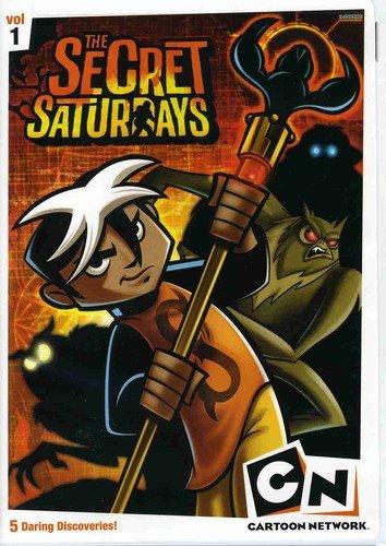 The Secret Saturdays,