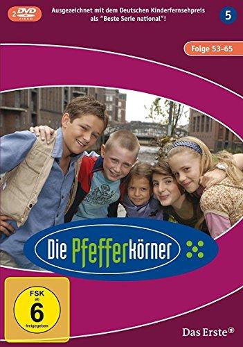 Die Pfefferkörner Staffel  5 (2 DVDs)