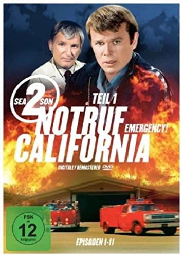 Notruf California Staffel 2.1/Episoden 01-11 (3 DVDs)