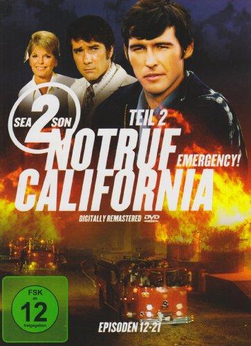 Notruf California Staffel 2.2/Episoden 12-21 (3 DVDs)