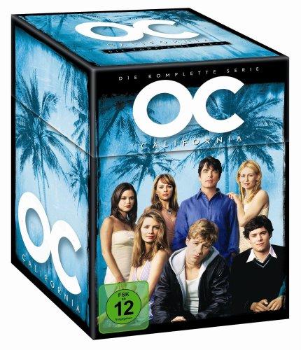 O.C., California Die komplette Serie (Superbox)