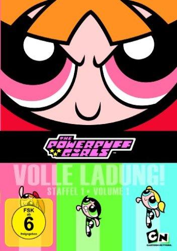 The Powerpuff Girls Staffel 1/Volume 1