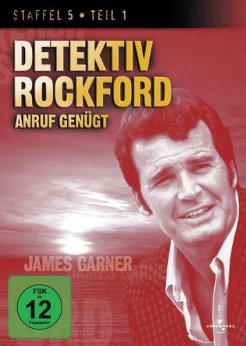 Detektiv Rockford Staffel 5.1 (3 DVDs)