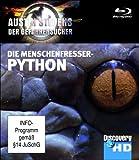 Die Menschenfresser-Python [Blu-ray]