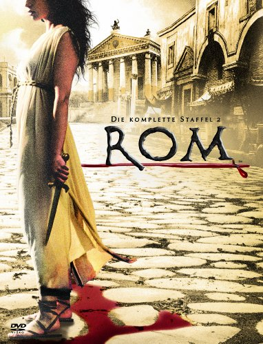 Rom Staffel 2 (5 DVDs)