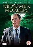 Midsomer Murders - Series 5 & 6 - Complete