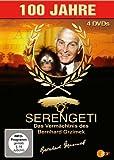 Bernhard Grzimek - 100 Jahre (4 DVDs)