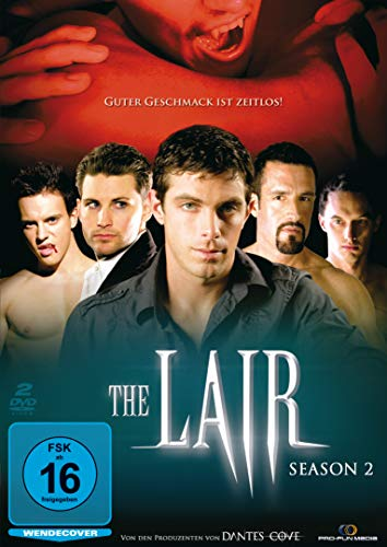The Lair Season 2  (OmU) (2 DVDs)