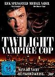 Twilight Vampire Cop (Nick Knight Pilotfilm)