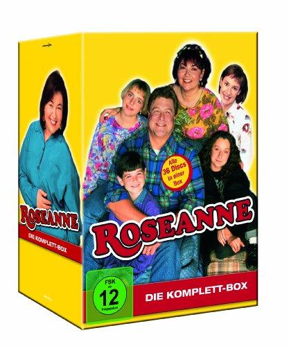 Roseanne Die Komplett-Box (36 DVDs)