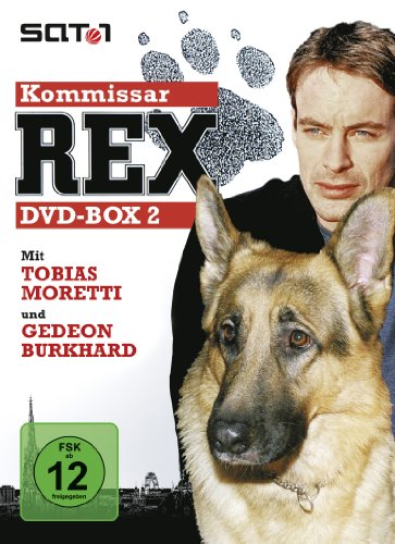 Kommissar Rex Box 2 (6 DVDs)