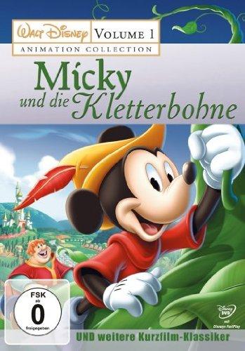 Animation Collection 1: Micky und die Kletterbohne