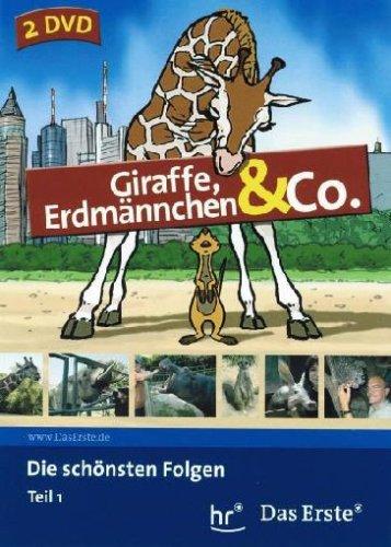 Giraffe, Erdmännchen & Co.: