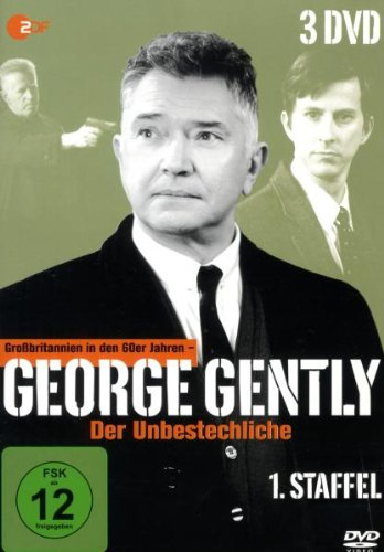 George Gently - Der Unbestechliche: Staffel 1 (3 DVDs)