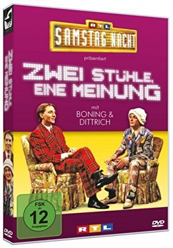 RTL Samstag Nacht Zwei Stühle, eine Meinung