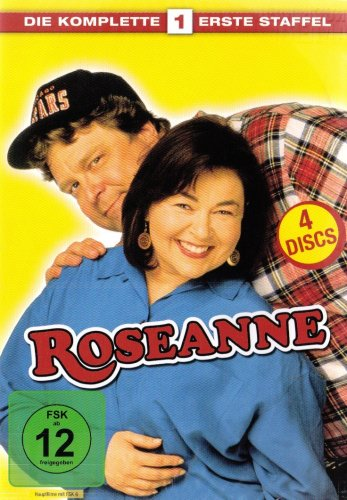 Roseanne Staffel 1 (4 DVDs)
