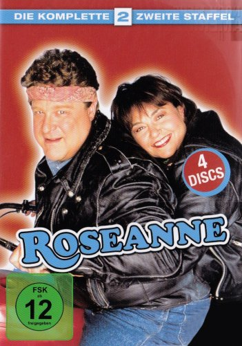 Roseanne Staffel 2 (4 DVDs)
