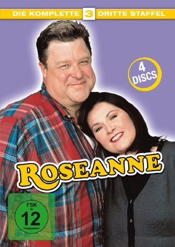 Roseanne Staffel 3 (4 DVDs)