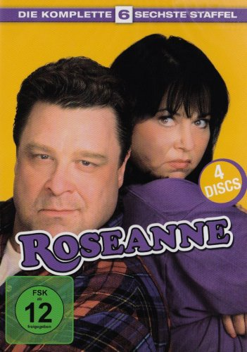 Roseanne Staffel 6 (4 DVDs)