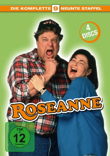 Roseanne Staffel 9 (4 DVDs)