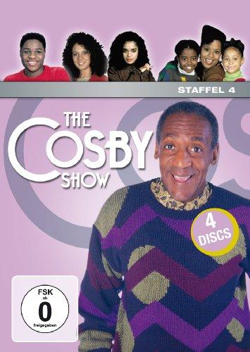 Die Bill Cosby Show Staffel 4 (4 DVDs)