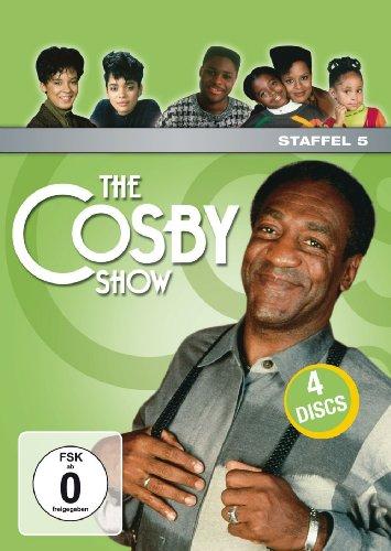 Die Bill Cosby Show Staffel 5 (4 DVDs)