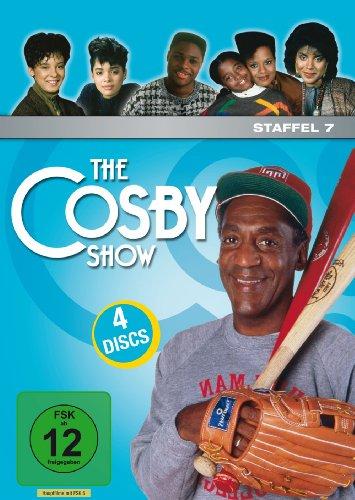Die Bill Cosby Show Staffel 7 (4 DVDs)