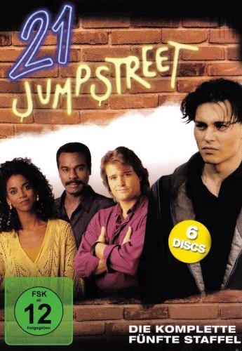 21 Jump Street Staffel 5 (6 DVDs)