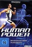 Human Power - Der menschliche Körper im Leistungstest (3 DVDs)