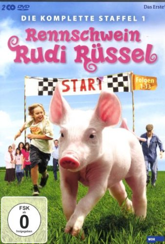 Rennschwein Rudi Rüssel - Die Serie,