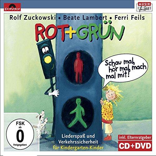 Rot + Grün - Schau mal, hör mal, mach mal mit [CD + DVD]