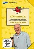 Küchentalk (14 Folgen auf 2 DVDs mit Kochbuch)
