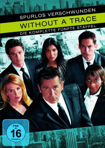 Without a Trace - Spurlos verschwunden: Staffel 5 (3 DVDs)