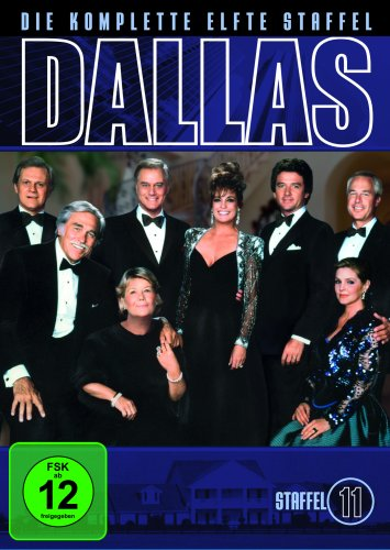 Dallas Staffel 11 (3 DVDs)