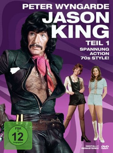 Jason King Teil 1 (4 DVDs)