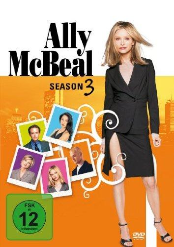 Ally McBeal Season 3 (6 DVDs)