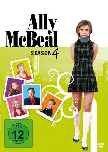 Ally McBeal Season 4 (6 DVDs)