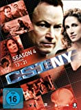 CSI: NY - Season 4.2 (3 DVDs)
