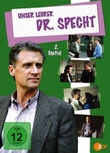Unser Lehrer Dr. Specht Staffel 2 (4 DVDs)