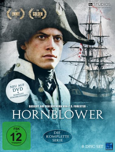 Hornblower Die komplette Serie (8 DVDs)