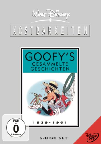 Walt Disney Kostbarkeiten - Goofys gesammelte Geschichten (2 DVDs)