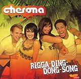 Cherona: Rigga-Ding-Dong-Song (Premium-Single incl. Magneten von Milla und Enrico)