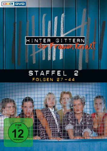 Hinter Gittern Staffel  2 (4 DVDs)
