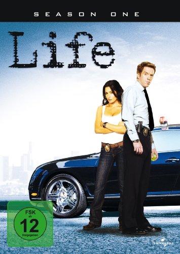 Life Staffel 1 (3 DVDs)